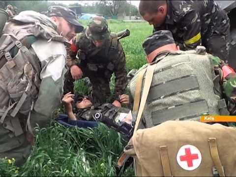 Фото огнестрельных ранений