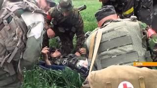 Ампутированные ноги, руки, огнестрельные ранения: Как украинские врачи учатся работать на фронте