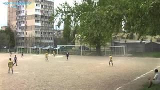 ДЮФК Черноморец (Одесса)  0:0  ДЮСШ-9 (Одесса) 1 тайм