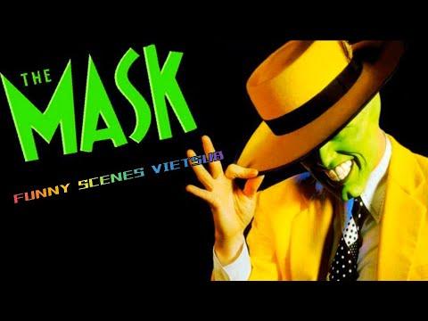 THE MASK (1994) – MẶT NẠ XANH – « Những cảnh phim vui nhộn »