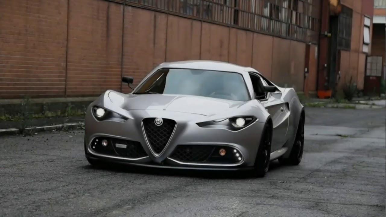 2019 Alfa Romeo Mole Costruzione Next Alfa 4c Youtube