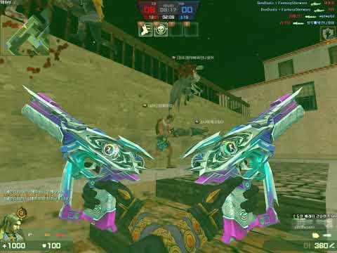[CSO] Counter Strike Online Nexon Zombies : Zombie Hero Play By Ltaly -2