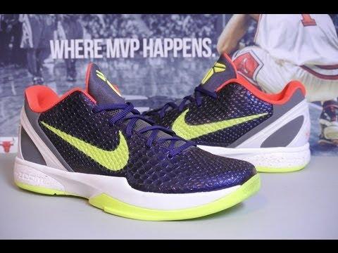 683e7c5e4a0 Nike Zoom Kobe VI Supreme -