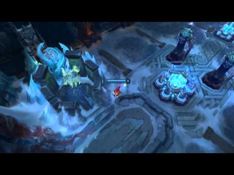 PBE: Poros now run after being hit by a fountain laser.