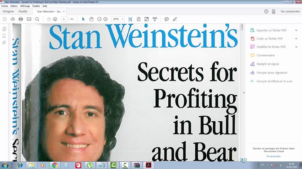 Stan Weinstein Pdf