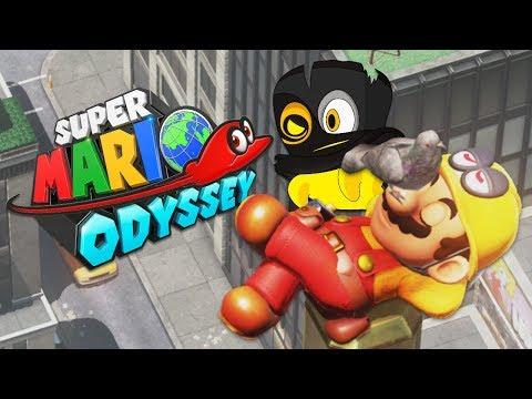 FREEDOM LIKE YOU NEVER KNEW! | Super Mario Odyssey