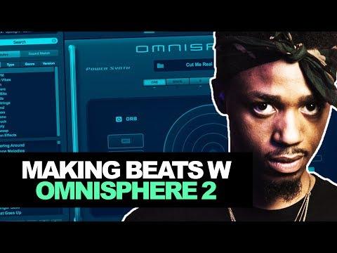 MAKING DOPE BEATS IN FL STUDIO W/ OMNISPHERE 2 | Nick Mira - Napalm (Omnisphere Bank)