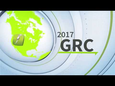 Reed at Geothermal Resource Council 2017 Salt Lake City