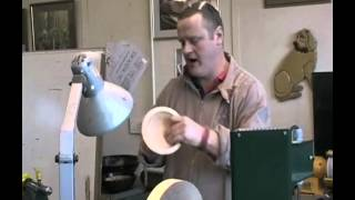 Woodturning, Les Thorne master class. 2007