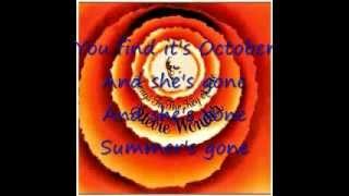 Stevie Wonder - Summer Soft (Lyrics On Screen)