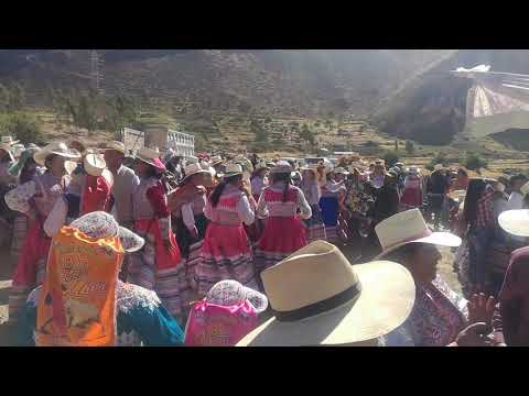 Fiesta san lorenzo huambo 2017