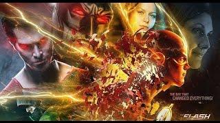 Флеш 4 сезон 1 серия / Дата выхода / The Flash season 4 episode 1 3 23 24 trailer Флэш / ИНФОРМ