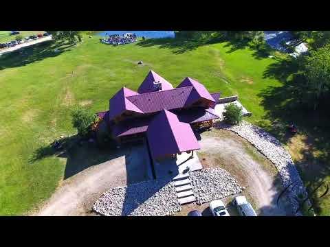 Quaking Aspen Ranch Drone Flyover
