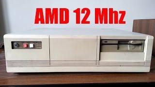 Компьютер 286  - не игровой =)