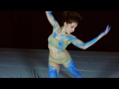 Yves Klein Performance