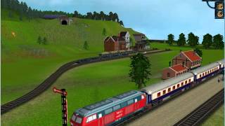 Create Your Own Model Railway (CyoMR) 2016 Part 1
