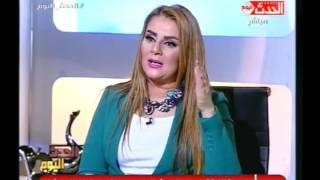 """بالفيديو.. رانيا ياسين تهاجم مُقلدين """"أشرف عبدالباقي"""" على الهواء: بلاش شغل السبوبة"""