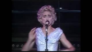 Madonna-True Blue (Live Ciao Italia)