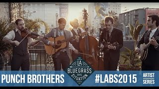 "The Bluegrass Situation // Punch Brothers - ""My Oh My / Boll Weevil"""