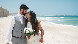 Sonya & Neil | Wedding Highlights | Praia D'El Rei