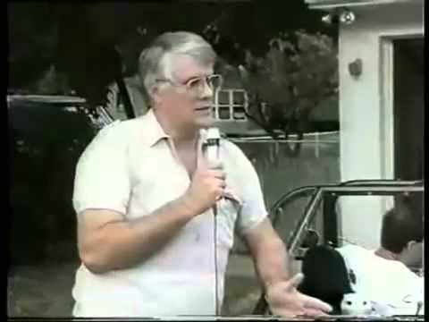 Stan Meyer explains the Water Fuel Technology - Water car GENIUS! - DEAD!