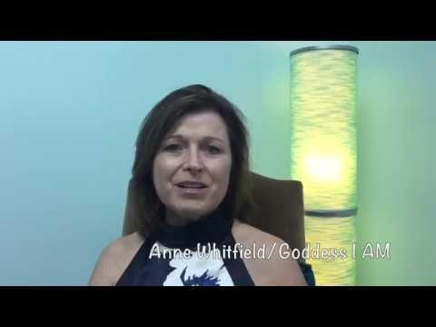 Anne Whitfield  Goddess I Am