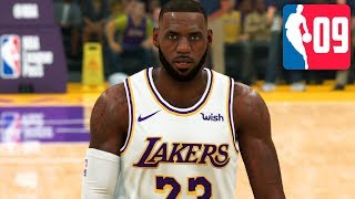 THE LAKERS - NBA 2K20 My Player Career Part 9