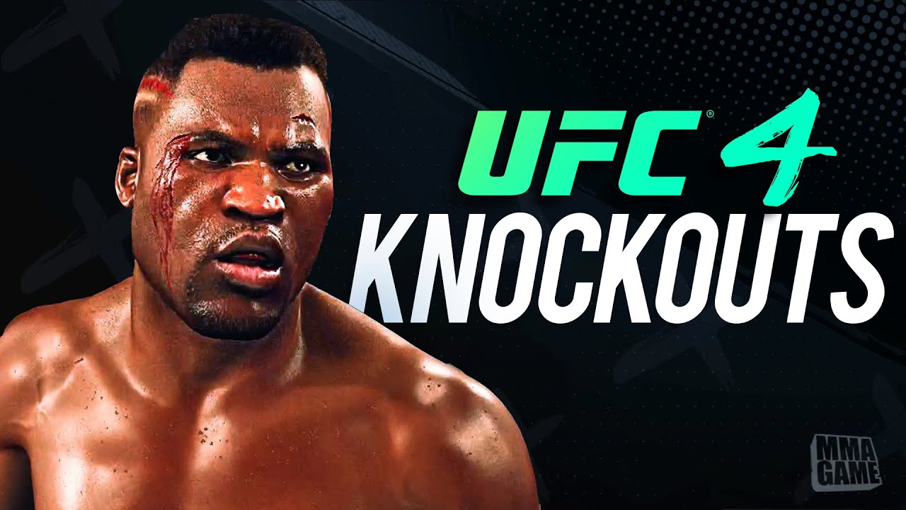 Ufc 4 Knockout Mode In New Arenas Backyard Kumite Youtube