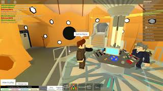 Doctor Who Roblox - S1Ep1