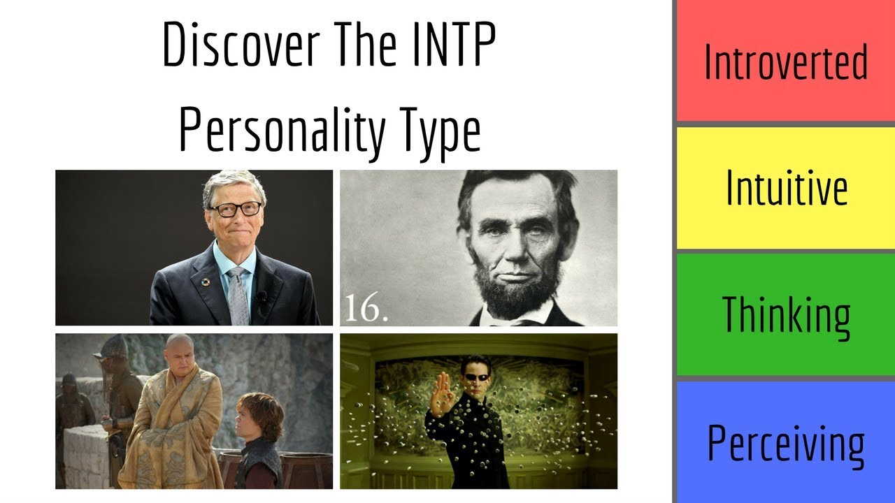 INTP Personality Type Explained |