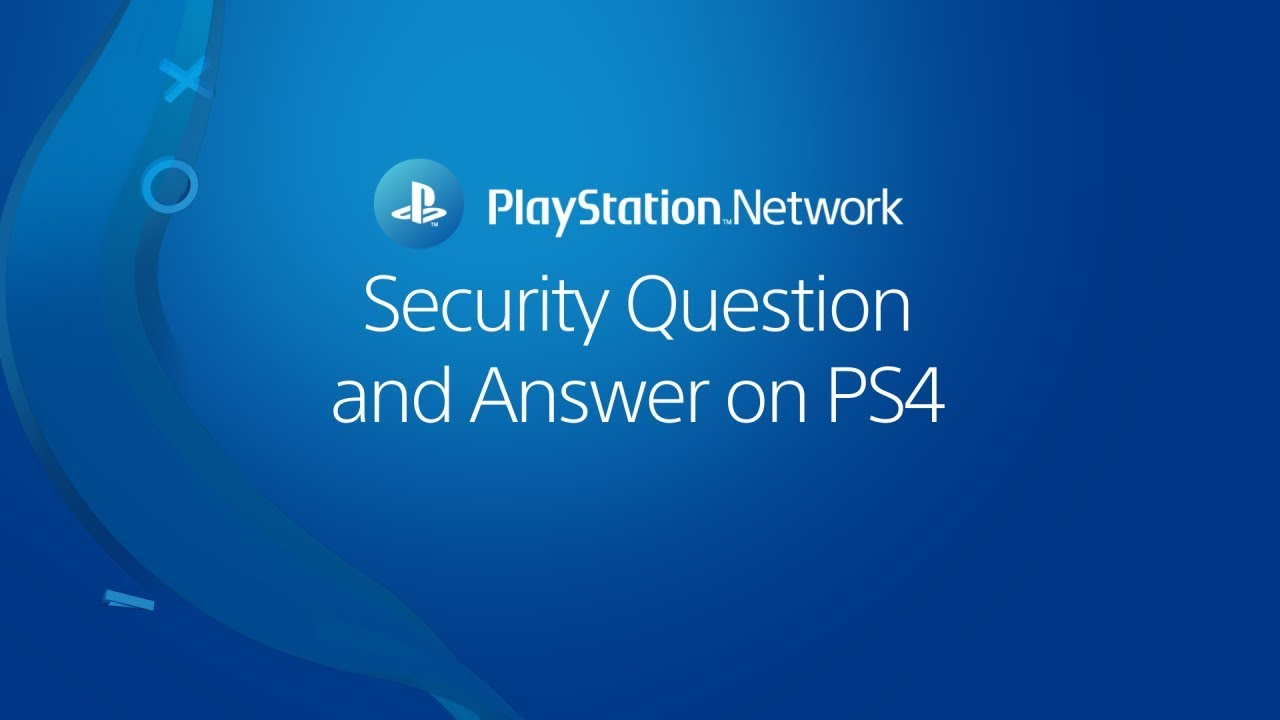 Recovering a Forgotten Password for Your Account on PSN