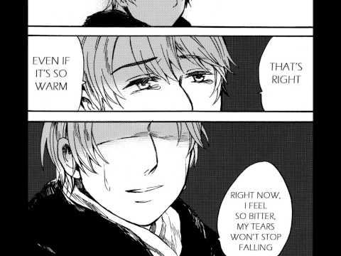 [APH Doujin] Snowy Heart (Russia+America) Part 2