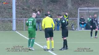 BZ Liga Nrh Gr2 Saison 2017 18 SP22 SC Phönix Essen vs  TVD Velbert 4 3 2018