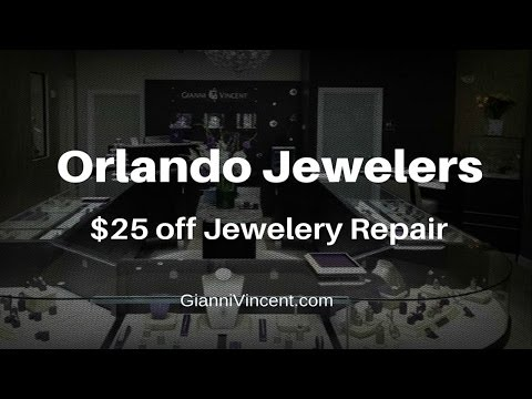 Jewelers in Orlando - Gianni Vincent - Jewelry Stores Orlando FL