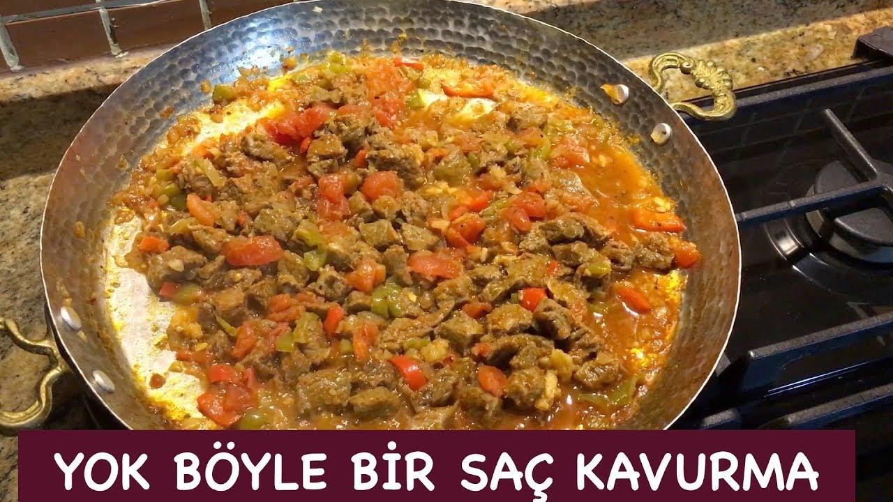 SAC KAVURMA TARİFİ