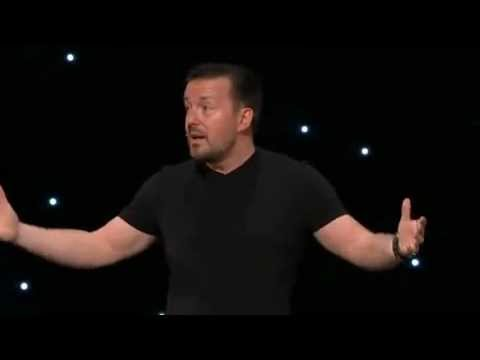 Ricky Gervais| 2 Fat Women on a plane