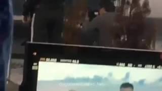 Сьемки нового клипа Егора Крида и Полины Гагариной