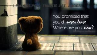 Download Mp3 ☆┖i Promise You~frankie J Ft.jiroca┒☆