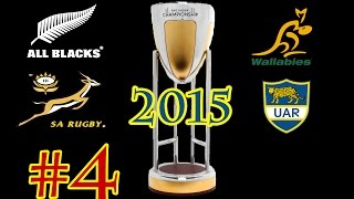 Rugby Challenge 2 - The Rugby Championship 2015 - Match 4 - Argentina vs Wallabies
