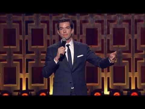 John Mulaney  David Letterman Mark Twain Award