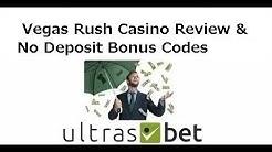 Vegas Rush Casino Review & No Deposit Bonus Codes 2019