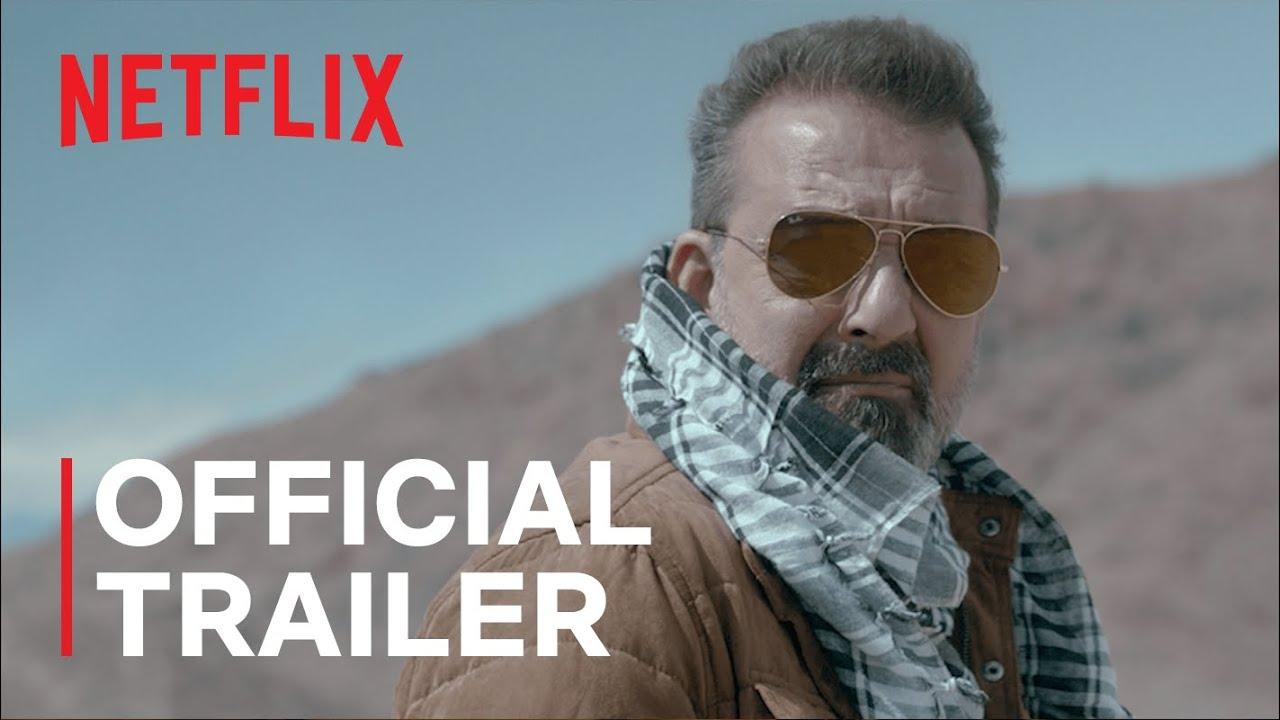 Download Torbaaz | Official Trailer | Sanjay Dutt, Nargis Fakhri | Netflix India