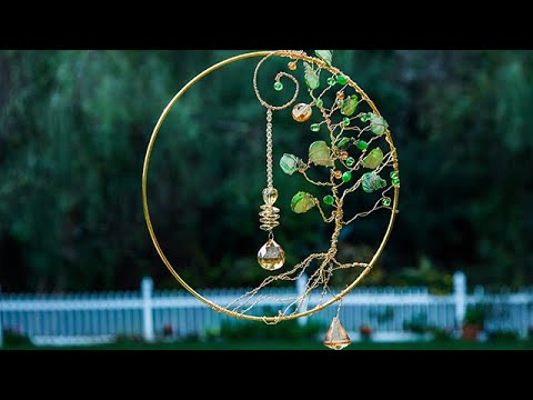 DIY Springtime Suncatcher - Home & Family
