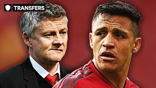 ALEXIS SANCHEZ TO JUVE?   NO TURNING BACK NOW FOR 'UNITED'S WORST EVER SIGNING'