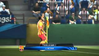 Neymar танцует лезгинку в Pes 13
