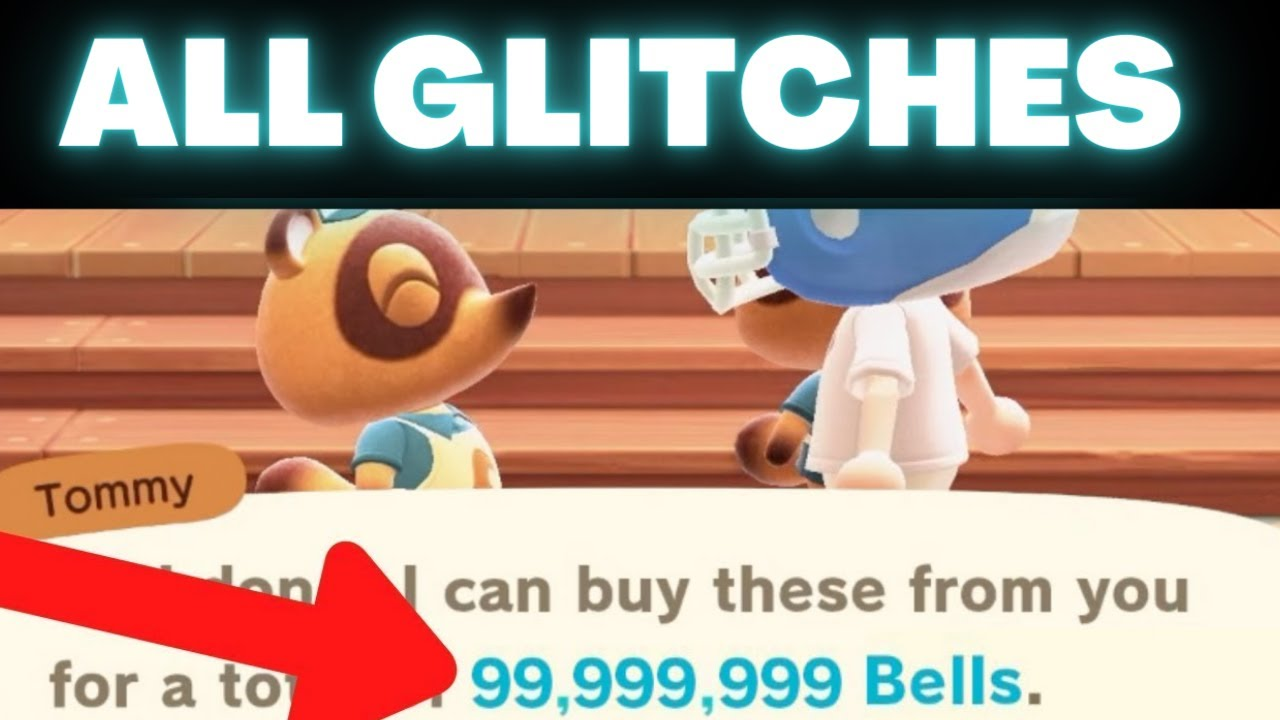ALL Animal Crossing New Horizons Money Glitches | How To Get Bells Rich in ACNH for Beginners 2021