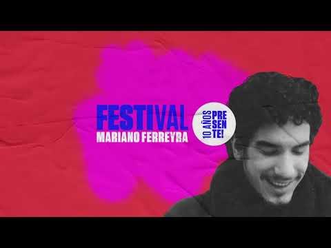 Festival Mariano Ferreyra 10 años presente // Vicentico, Kapanga, 4 pesos de propina y muchos más!