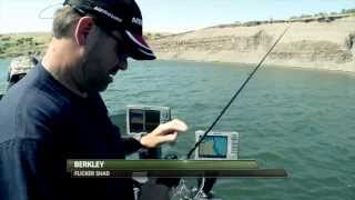 Using Berkley Flicker Shads for Walleye Fishing - Season #8 - HotTopics