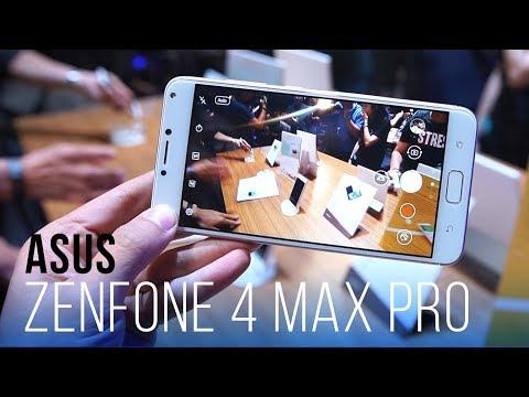 Zefone 4 Max Pro: pin 5000mAh, camera kép góc rộng, giá 4.990.000đ