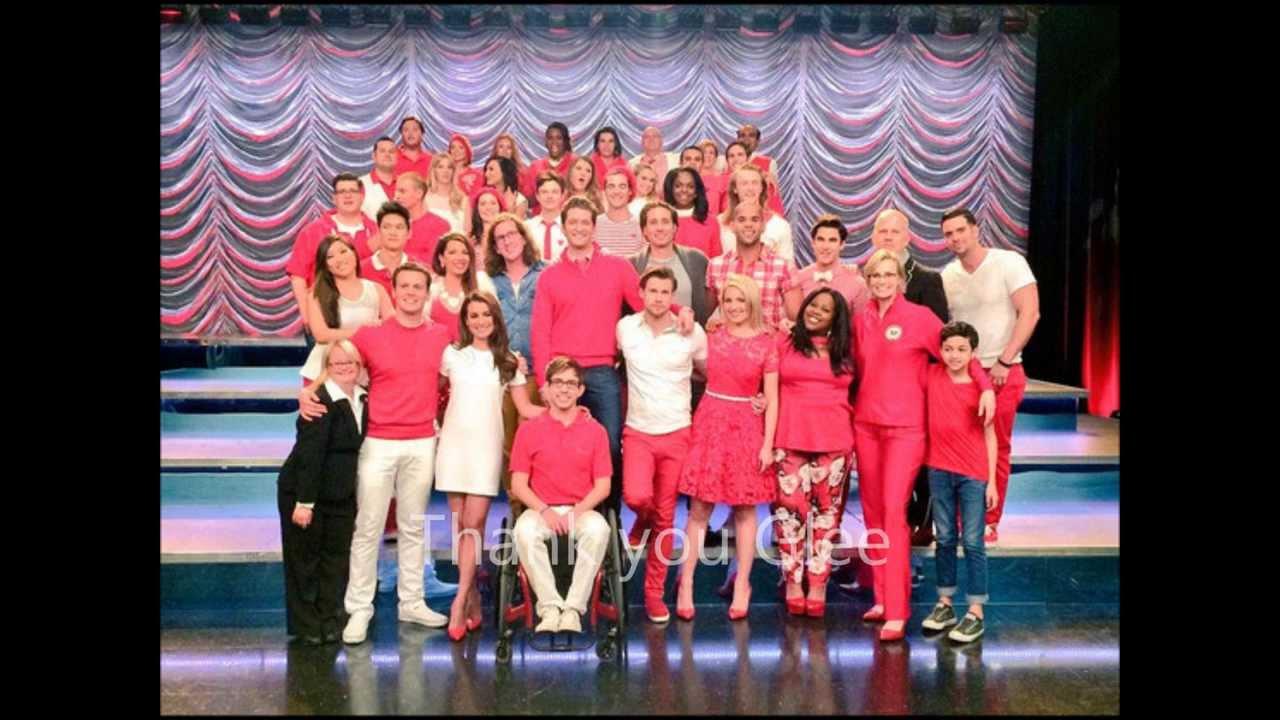Glee tribute - I lived